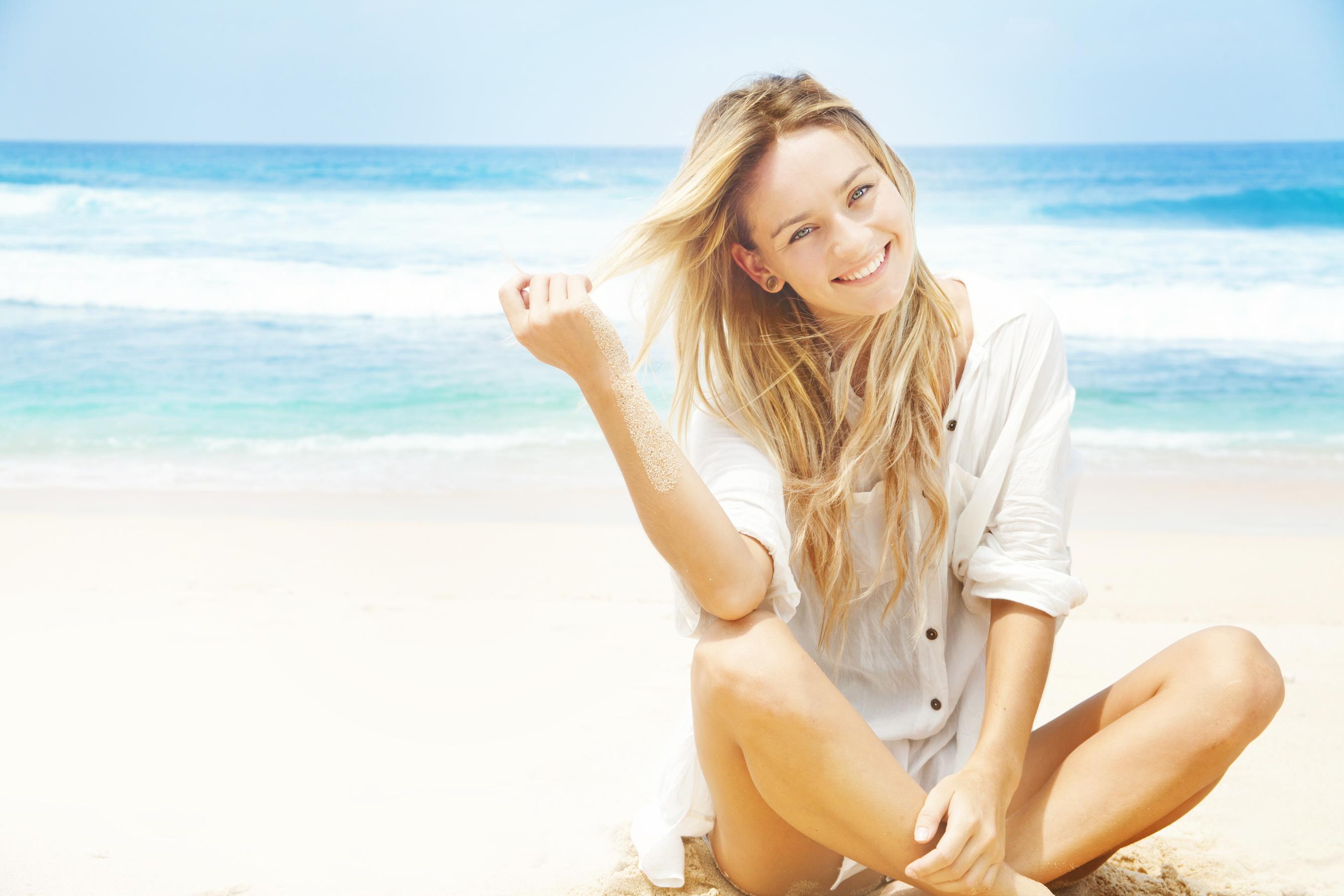 Riesgos de la depilacion con sol